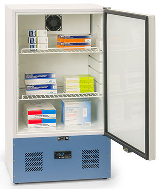 Shoreline SM75 - 75 Litres Pharmacy Fridge with Solid Door