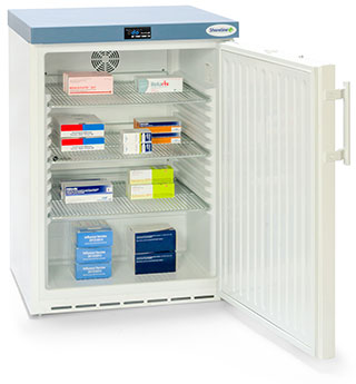 Shoreline SM161 - 141 Litres Pharmacy Fridge with Solid Door
