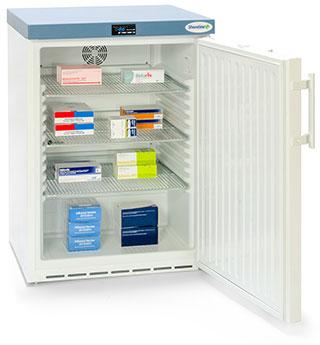Shoreline SM161 - 141 Litres Pharmacy Fridge with Solid Door