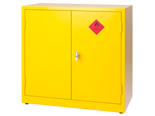 Flamables Cabinet 384 Litre with Double Door 915mm (H)