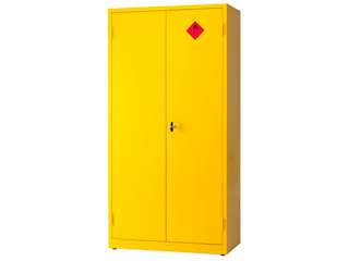 Flamables Cabinet 768 Litre with Double Door 1830mm (H)