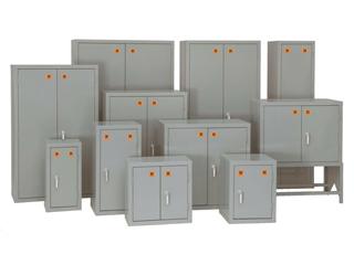 COSHH Cabinet 640 Litre 1525 x 915 x 459mm (HxWxD)