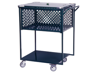 Pharmacy Security Trolley