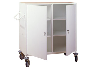 Pharmacy Porters Drug Delivery Trolley