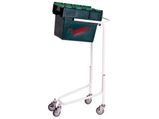 Pharmacy Box Trolley