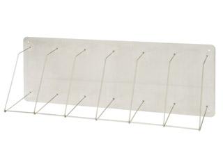 Bedpan Rack - Stainless Steel