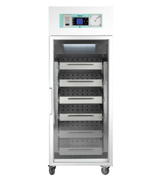 Blood Bank 432 Pack with Glass Door