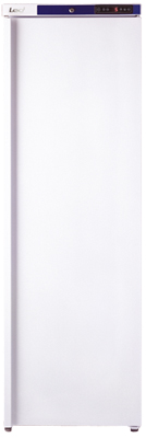 Light Catering Fridge 354 Litre White with Solid Door