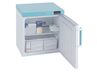 LEC PE109C - Pharmacy Fridge 45 Litre with Solid Door