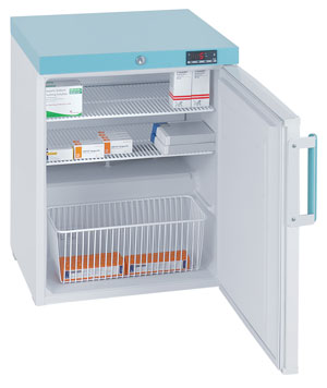 LEC PE207C - Pharmacy Fridge 82 Litre with Solid Door