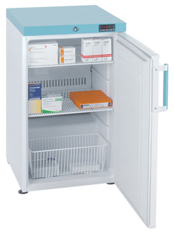 LEC PE307C - Pharmacy Fridge 107 Litre with Solid Door