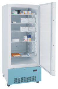 LEC PE1607C - Pharmacy Fridge 444 Litre with Solid Door