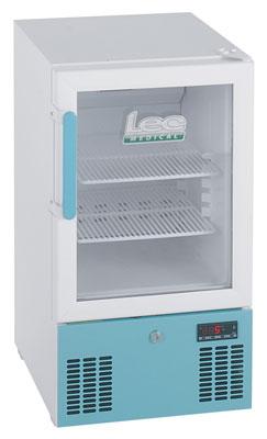LEC PG102C - Pharmacy Fridge 41 Litre with Glass Door