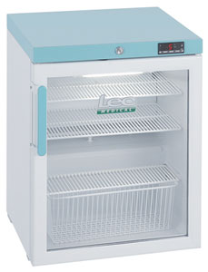 LEC PG207C - Pharmacy Fridge 82 Litre with Glass Door
