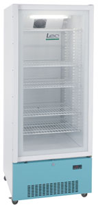 LEC PG1607C - Pharmacy Fridge 444 Litre with Glass Door