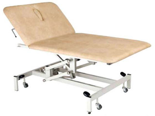 Wide Neurology Plinth Electric Safe Working Load 50 Stone 320Kg