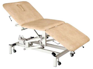Heavy Duty Bariatric Plinth 3 Section for Patients upto 50 Stone 320Kg