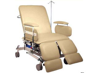 Bariatric Podiatric Chair with Split Legs for Patients upto 50 Stone 320 Kgs