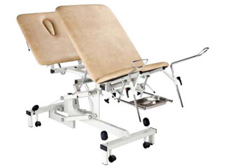 Gynaecology Couch Electric