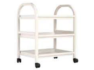 Dressing Trolley with Three Shelves