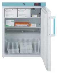LEC WR207C Ward Refrigerator 82 Litre