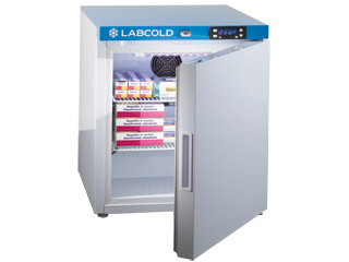 Labcold IntelliCold™ RLDF0110 - 36 Litre Pharmacy Fridge with Solid Door